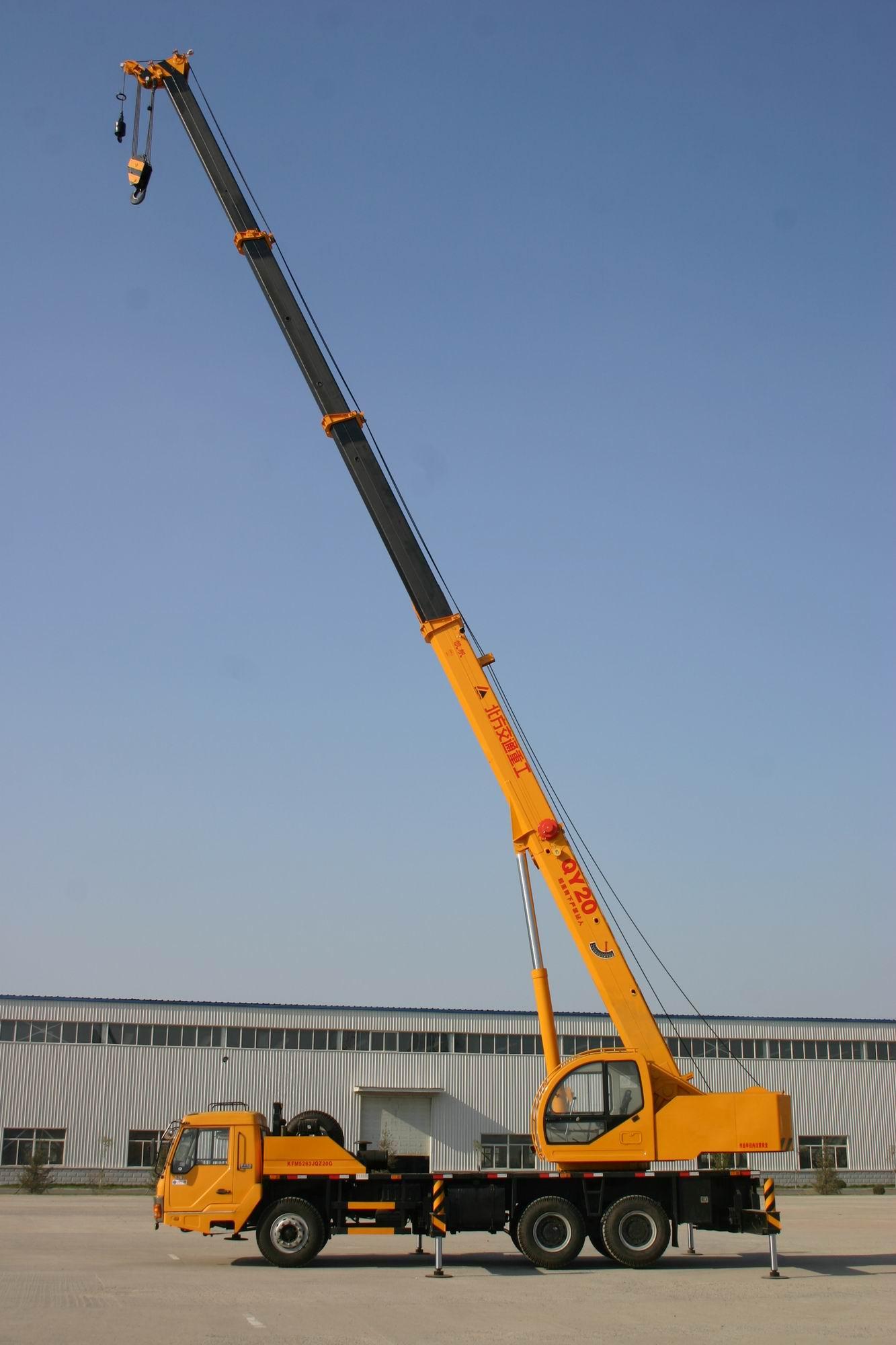 Truck Crane for Construction-20ton