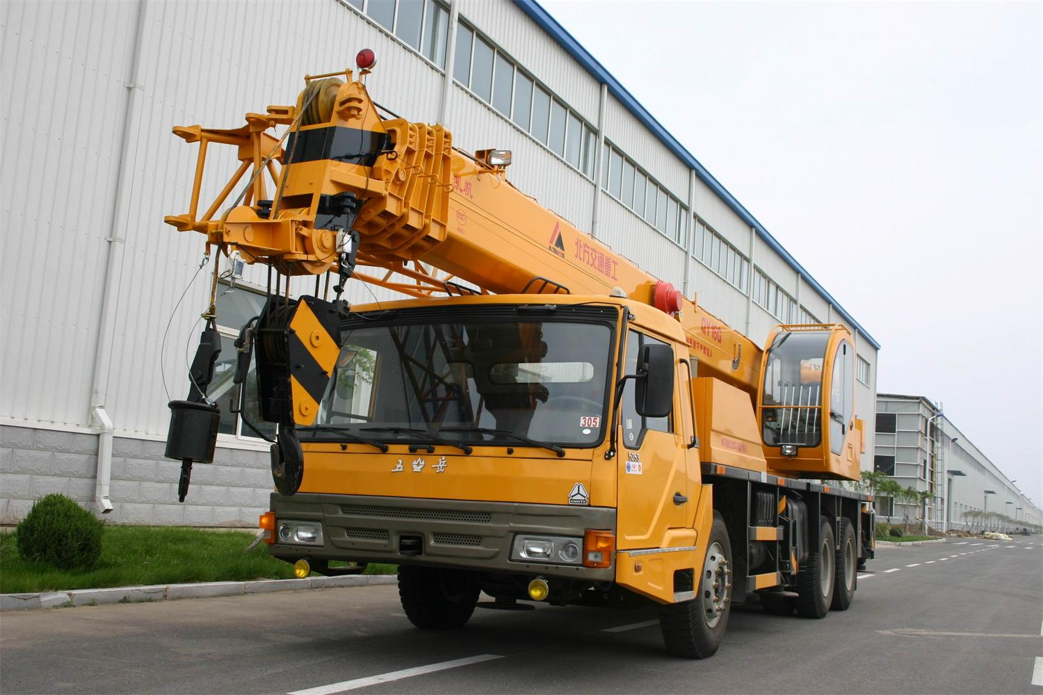Truck Crane for Construction-16ton