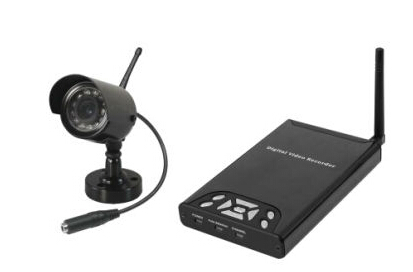 Security Camera With Recorder