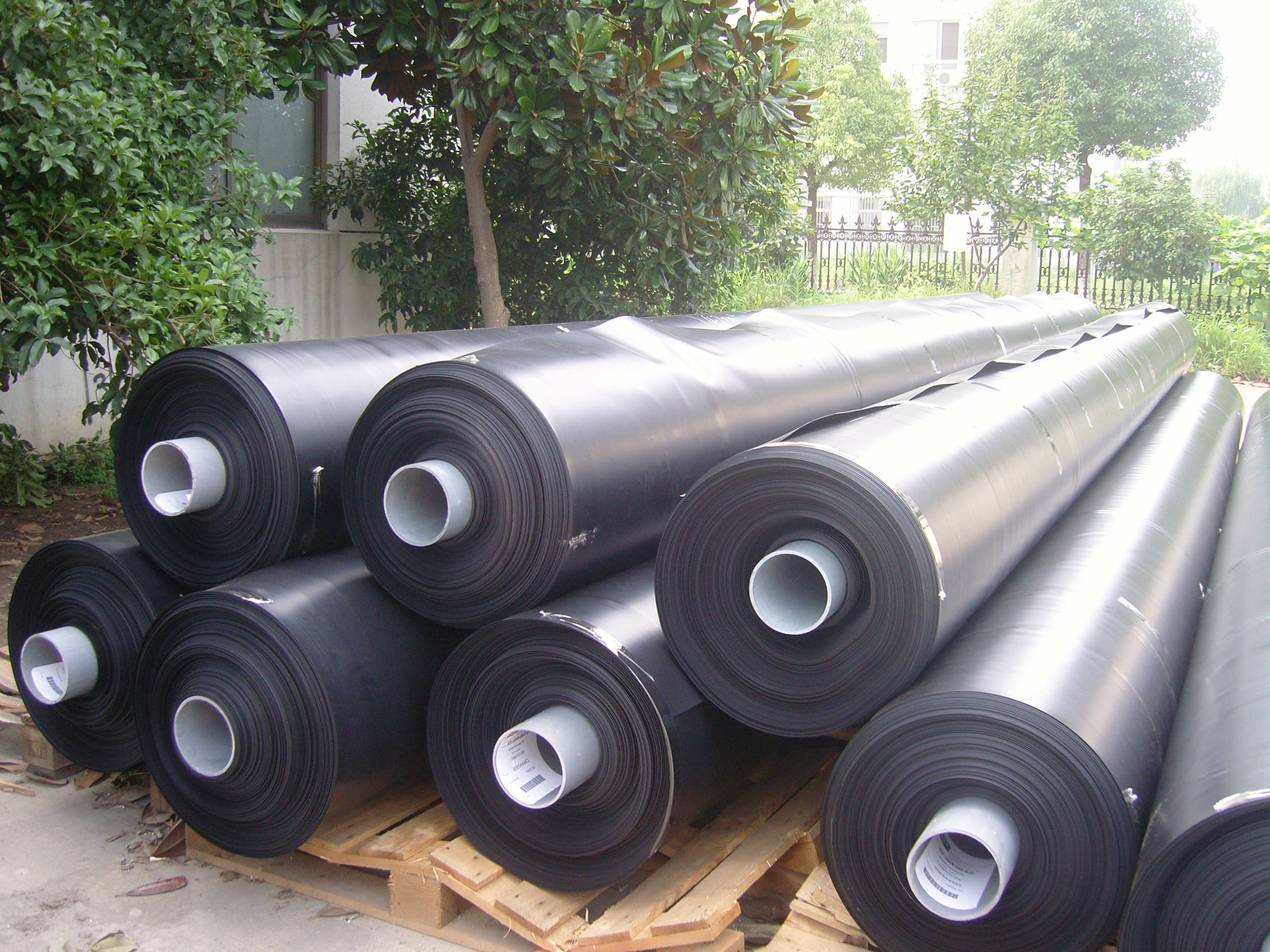 HDPE Geomembrane Waterproof Material