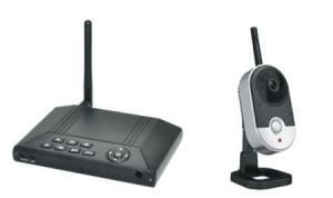 Digital Wireless Home Surveillance CM-4