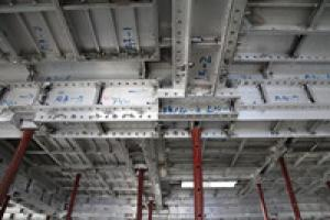 Easy to Install and Dismantle Aluminum Formwork System Supplied in China