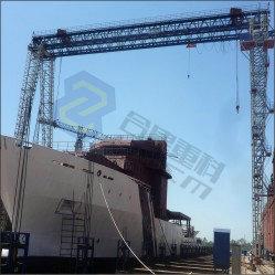 Shipyard gantry crane 06
