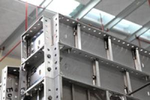 Customized Aluminum Formwork and Accessories Used for Building Construction and Real Estate