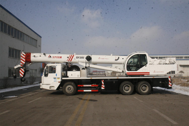 Truck Crane for Construction-25ton