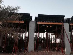 Plastic Formwork System - Column Formwork