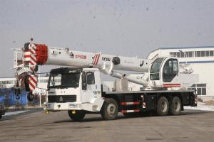 Truck Crane for Construction-25ton