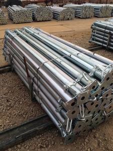 steel props one