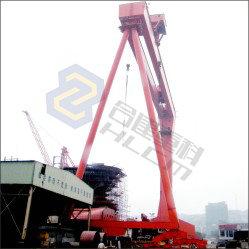 Shipyard gantry crane 03