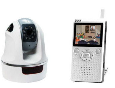 Digital Wireless Baby Monitor System