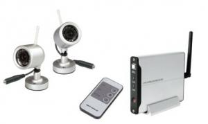 Security Multi-Cam System
