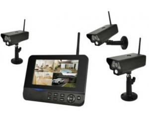 Digital Wireless Home Surveillance Camera