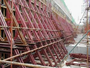 Unilateral Formwork Support System