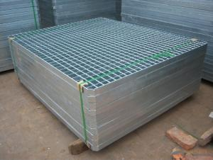 Steel Grating、TREADS、Ditch Cover Plate 、Ball-connected railing
