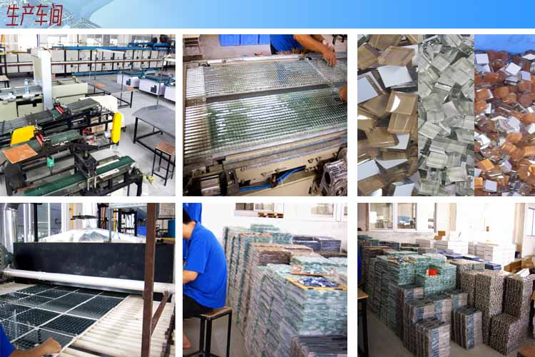 Bamboo Mosaic Decoration Materials Hot Sale