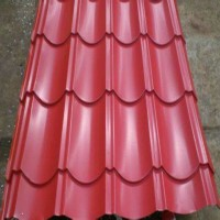 Colour Coating Painted Galvanized/Gavalume Steel Tile