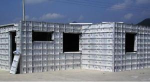 Customized AL 65 Aluminum Formwork for Concrete Wall Formwork
