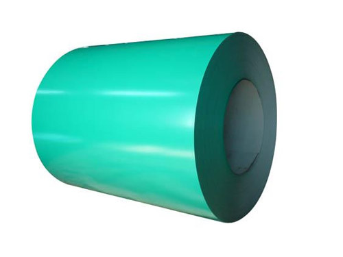Prepainted Galvanized Color Coated PPGI Steel Coil