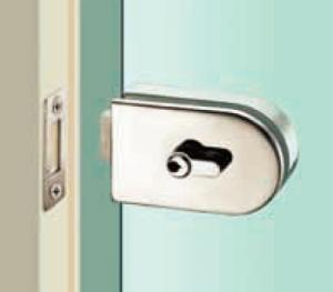 Door Lock for Frameless Glass Door BS25