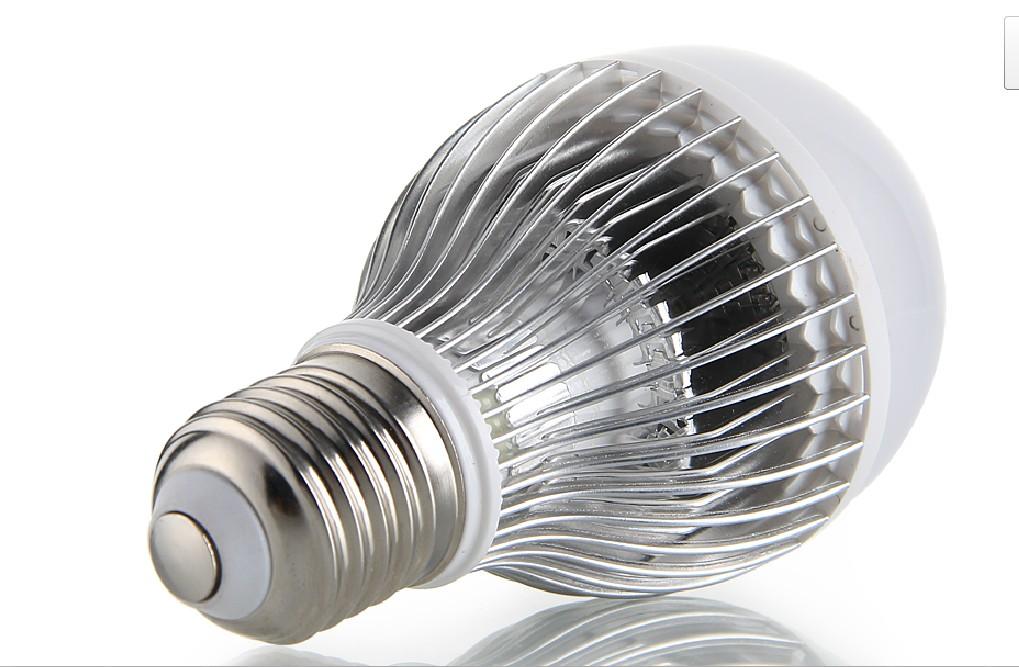 Fin type Bulb