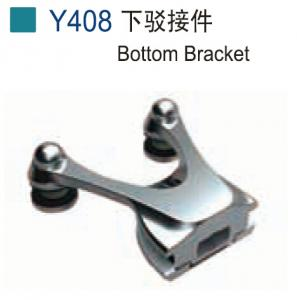 Stainless Steel Bottom Bracket Y408 for Glass Door