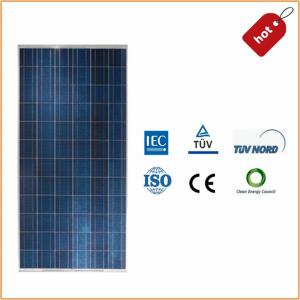 Poly 305w Solar Panel from China Manufacturers with Certification TUV