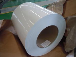 Pre-Painted Galvanized/Aluzinc Steel Sheet in Coil Pure White