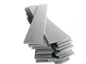 Glossy mica plate high quality