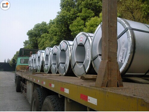 Hot Dipped Galvanized Steel Coil GL or GI Coil
