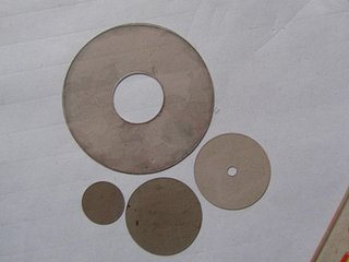 Mica gasket high quality