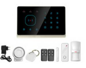 APP Control Safe Security Alarm System