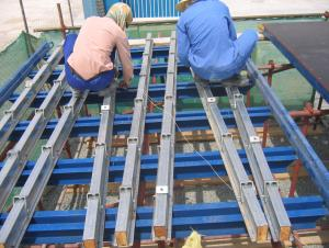 Simple H10 Aluminum Beam Formwork Girder For Slab Formwork