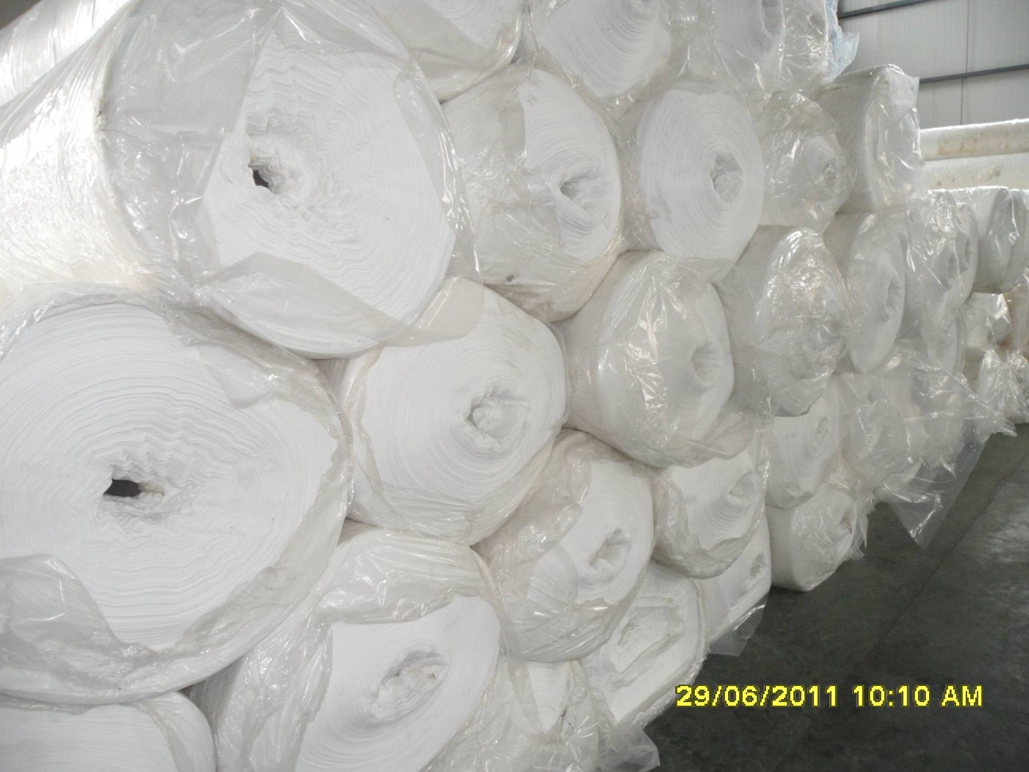 Needle-punched Nonwoven Geotextile good burying