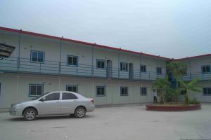 Prefabricated Steel Structure House 001 Type with Good Materials