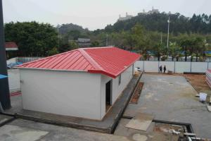 Prefabricated  Modular Steel Structure Houses  002 Style with Good Material