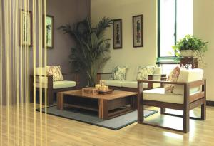 Round Natural Bamboo Carpet with Good Quality from China Factory