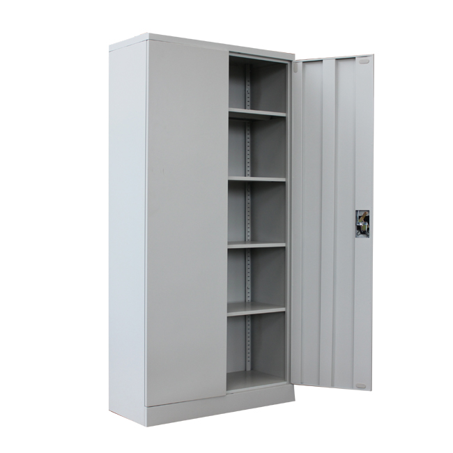 Swing Door File Cupboard with shelves