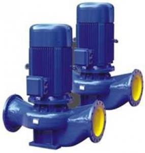 ISG Vertical Inline Centrifugal Pump