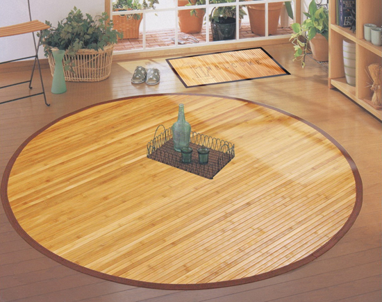 Cheap Bamboo Rug with Cheap Price with Good Quality from China