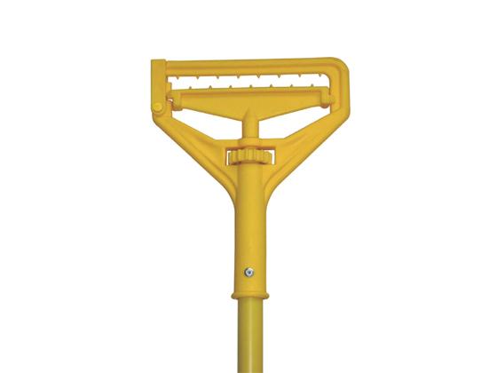 plastic wet  mop clip with handle
