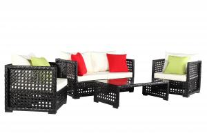 High quality Outdoor Rattan Sofa set for garden