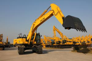 MC456LC-8 Excavator, mine excavator, big excavator, 44.5 tons