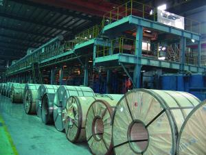 Pre-painted Galvanized Steel Coil-JIS G 3312-RAL9017