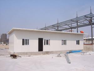 Prefabricated Steel Structure Modular houses 001 Style With Good Material