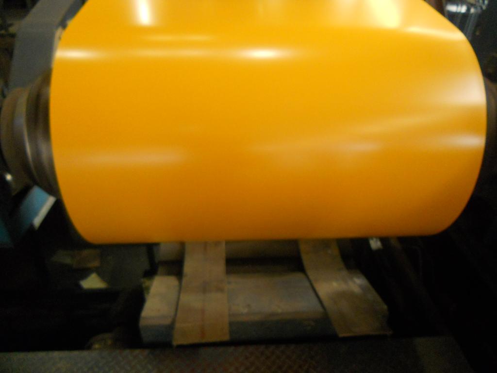 Pre-painted Galvanized Steel Coil-JIS G 3312-RAL9010