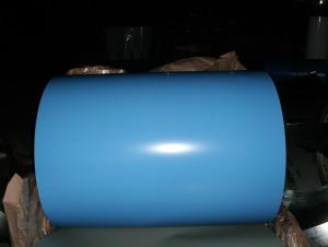 Pre-painted Galvanized Steel Coil-JIS G 3312-RAL3005
