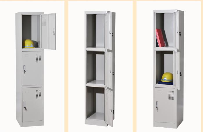 3 Doors KD type Steel Locker CMAX-SL03-001