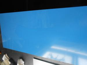 PRE-PAINTED GALVANIZED STEEL COIL AZURE BLUE