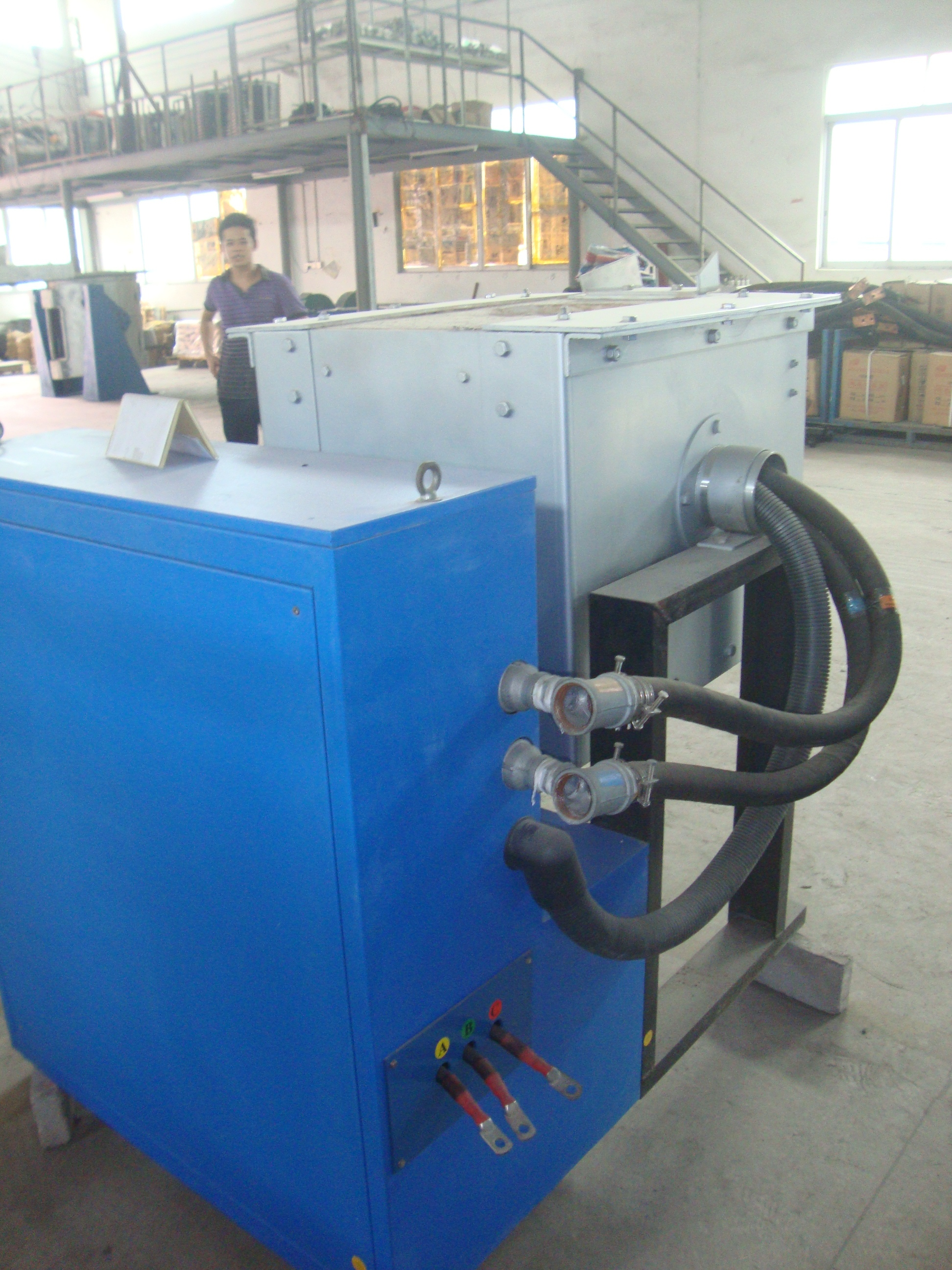 New electric furnace model