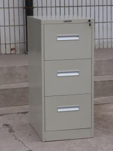3  Drawer Vetical File Cabinet with handles